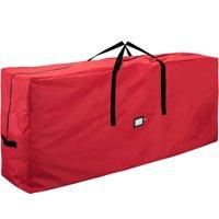 Holiday Star Premium Christmas Tree Storage Bag For 9 Ft Tree -  65 x 15 x 30 | Red