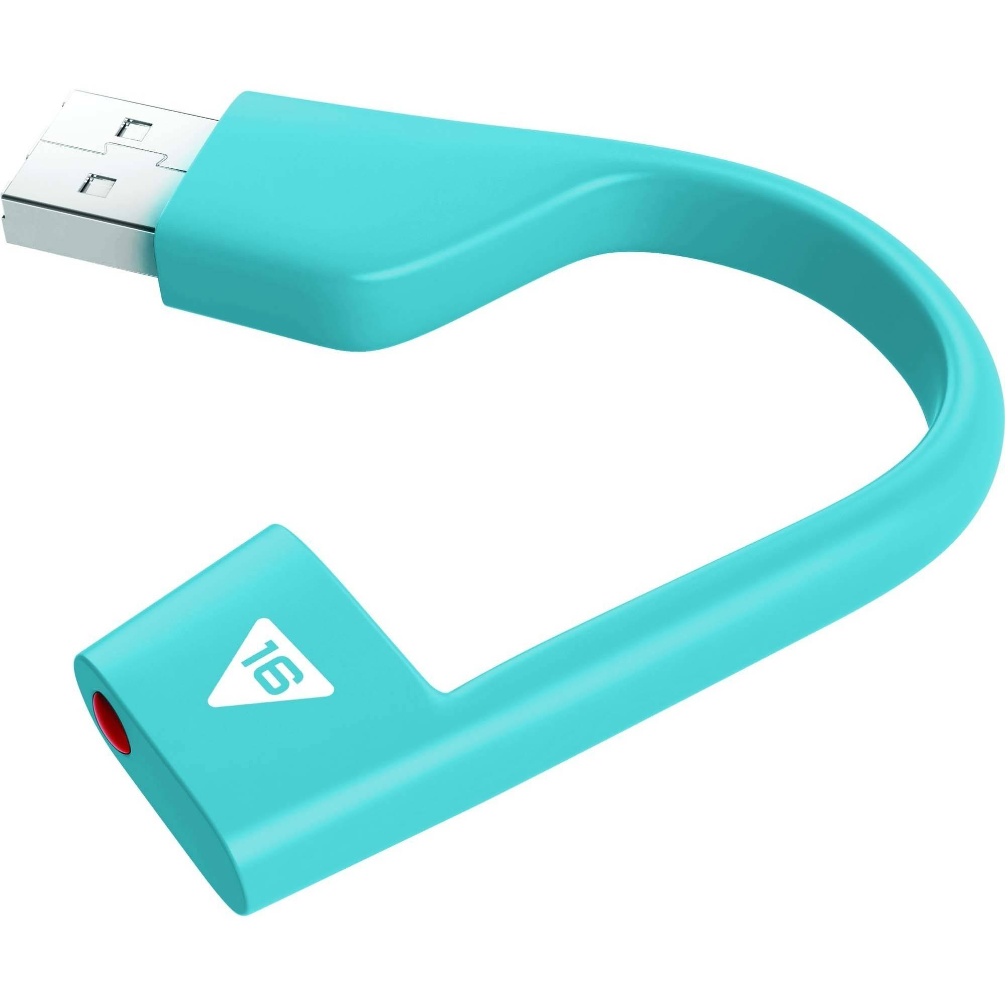 EMTEC D200 USB 2.0 Hook Flash Drive