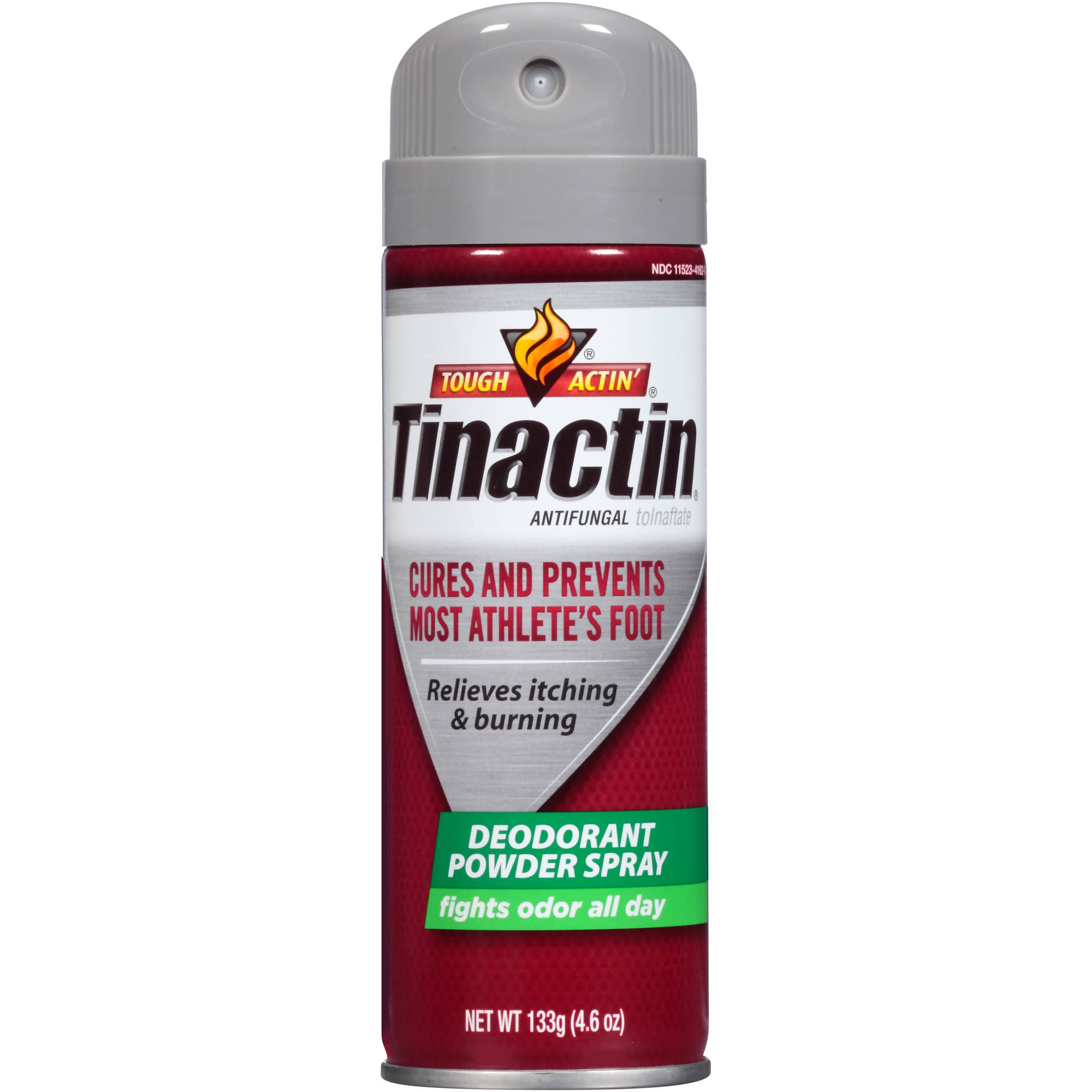 Tinactin Antifungal Deodorant Powder Spray, 4.6 oz