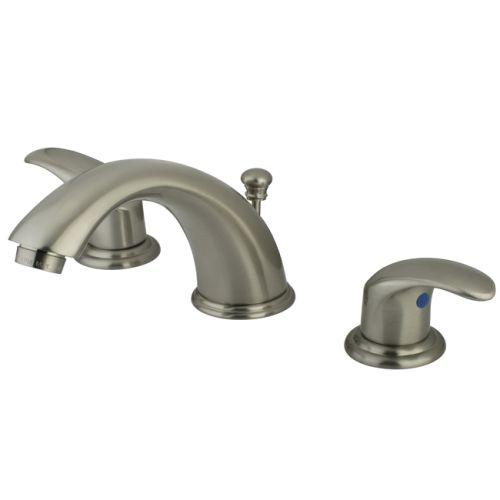 Kingston Brass  KB96.LL  Lavatory  Magellan  Faucet  Double Handle  ;Satin Nickel
