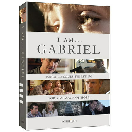 I AM GABRIEL (DVD) (LIVE ACTION MOVIE) (DVD) (Petit Am I Christening)