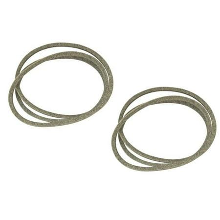 AYP 532 17 43-68 Mower Belts Kit 532180808 for Husqvarna