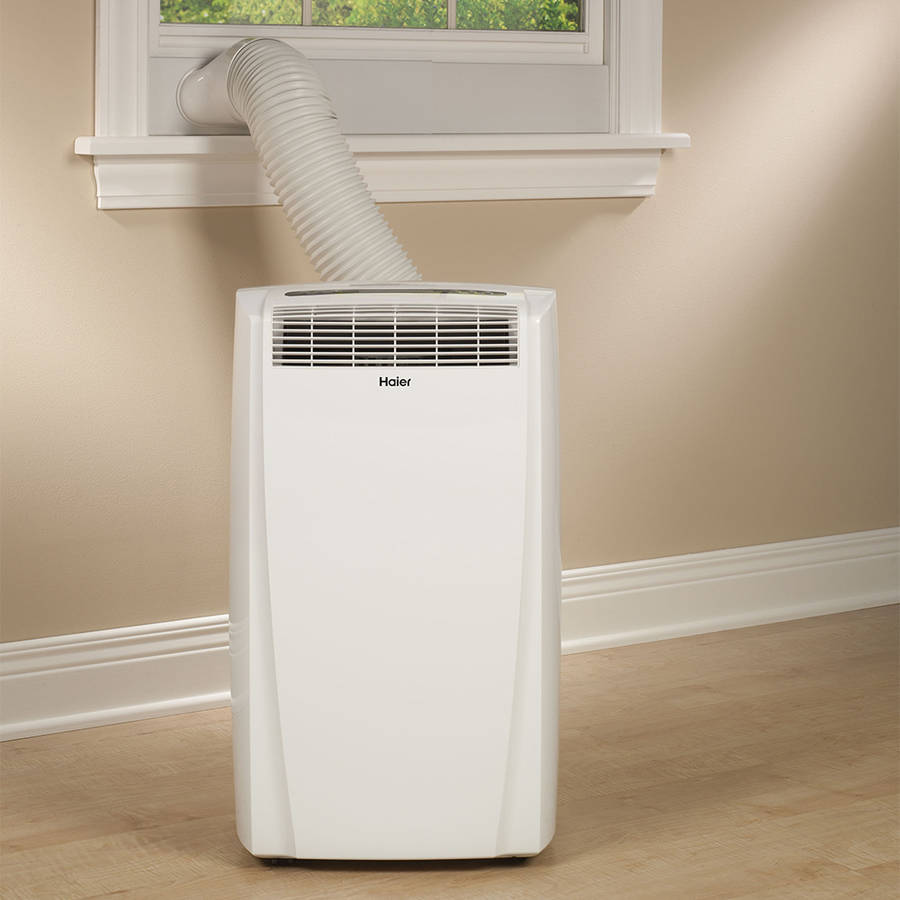 Haier Hwf05xcl L 5 000 Btu Compact Mini Room Window Air