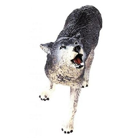 Safari Ltd Wild Safari North American Wildlife Gray Wolf](Gone Wild Safari Halloween)
