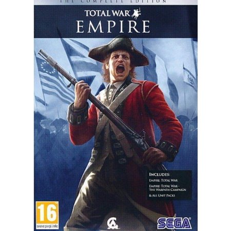 Empire Total War The Complete Edition w/The Warpath Campaign and All Unit (War Of Empires Clash Of The Best Tips)