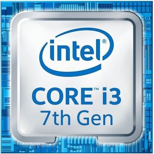 Intel Core i3 i3-7100 Dual-core (2 Core) 3.90 GHz Processor - Socket H4 LGA-1151 OEM Pack-Tray Packaging - 512 KB - 3 MB Cache - 8 GT/s DMI - 64-bit Processing - 14 nm - 3 Number of Monitors Supported