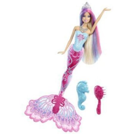Barbie - Mattel ***fast Track*** Barbie Color Magic (Mattel Magic)