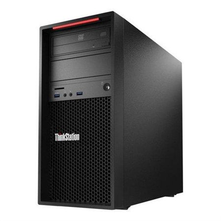 Lenovo Thinkstation P310 30at000dus Tower Workstation - 1 X Processors Supported - 1 X Intel Core I3 [6th Gen] I3-6100 Dual-core [2 Core] 3.70 Ghz - Raven Black - 4 Gb Ram - 64 Gb Maximum Ram - Ddr4