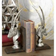 Grand And Glorious Polystone Bookend Polyresin