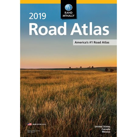 (Rand McNally 2019 Road Atlas)