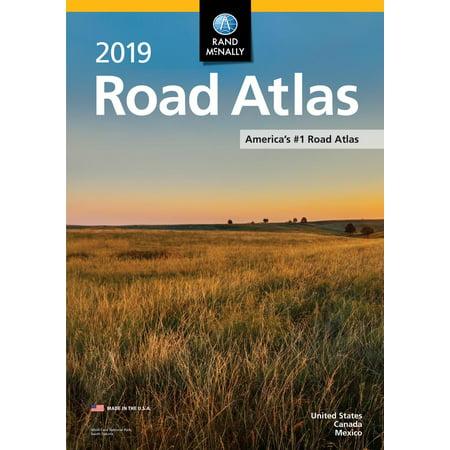 - Rand McNally 2019 Road Atlas