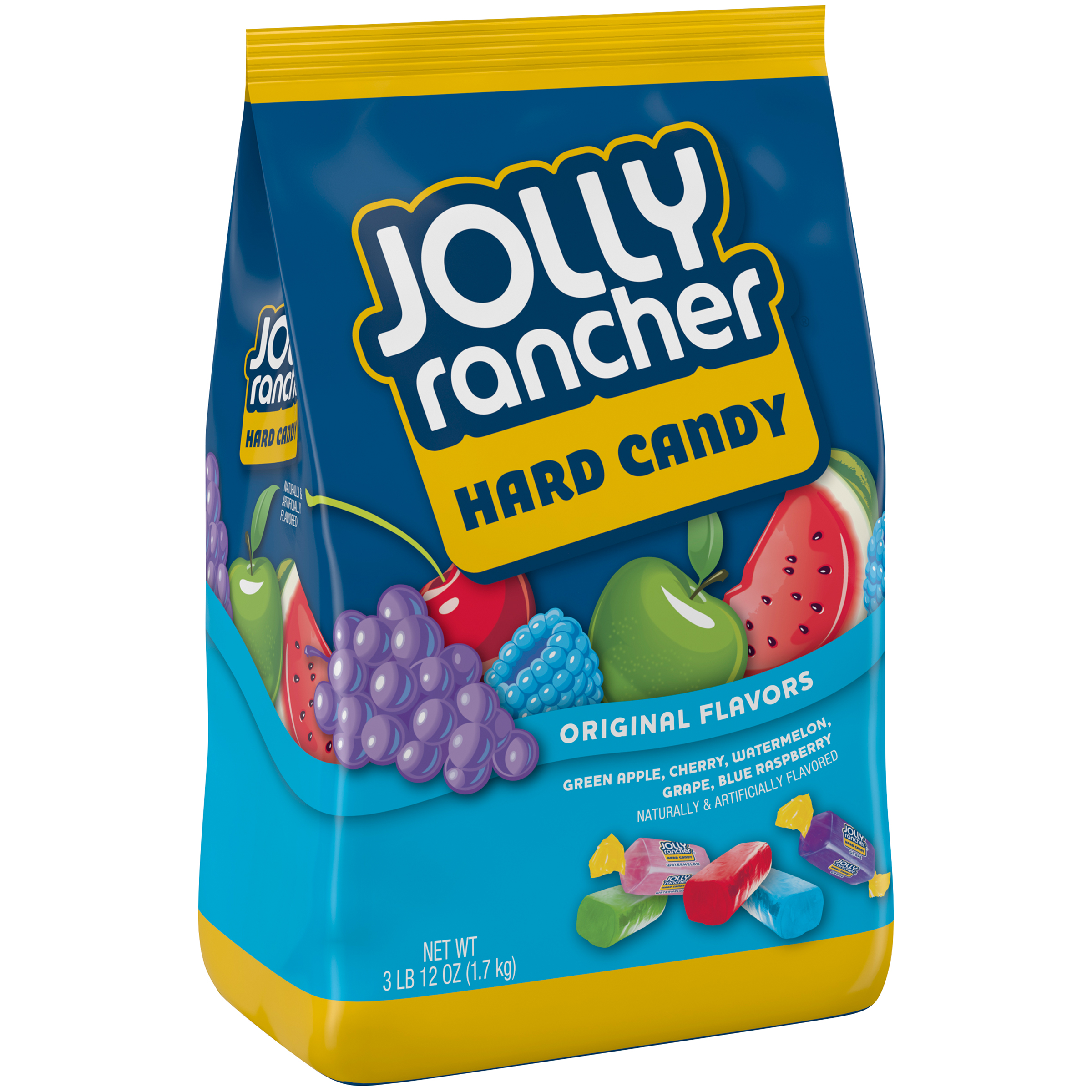 Jolly Rancher Hard Candy Assortment 3.75 lb. Bag