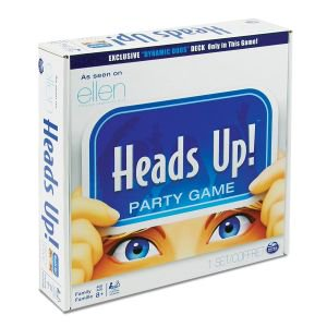 Ellen Heads Up Party Game