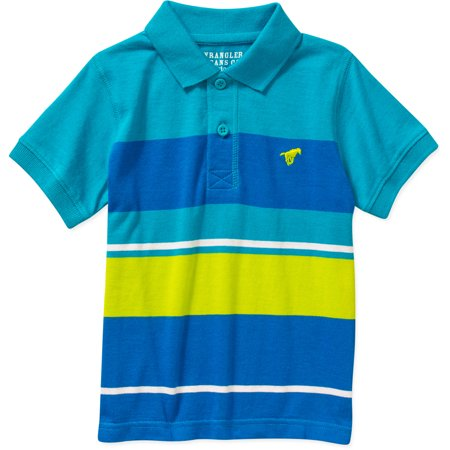 Toddler boy short sleeve polo shirt for Toddler boys polo shirts