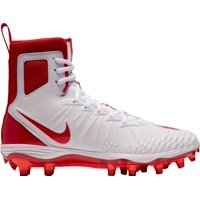 cheaper d8fe2 8a667 Product Image Nike Men s Force Savage Varsity Football Cleats White Red 10