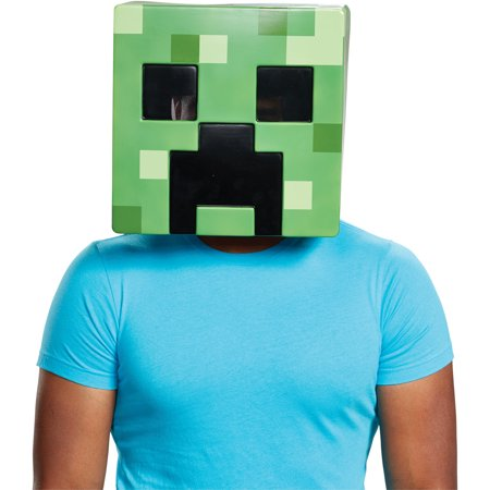 Creeper Mask Adult Halloween Accessory](Jeepers Creeper Mask)
