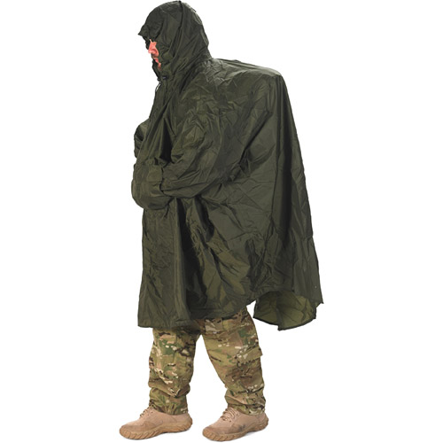 Click here to buy Snugpak Patrol Poncho by Snugpak.