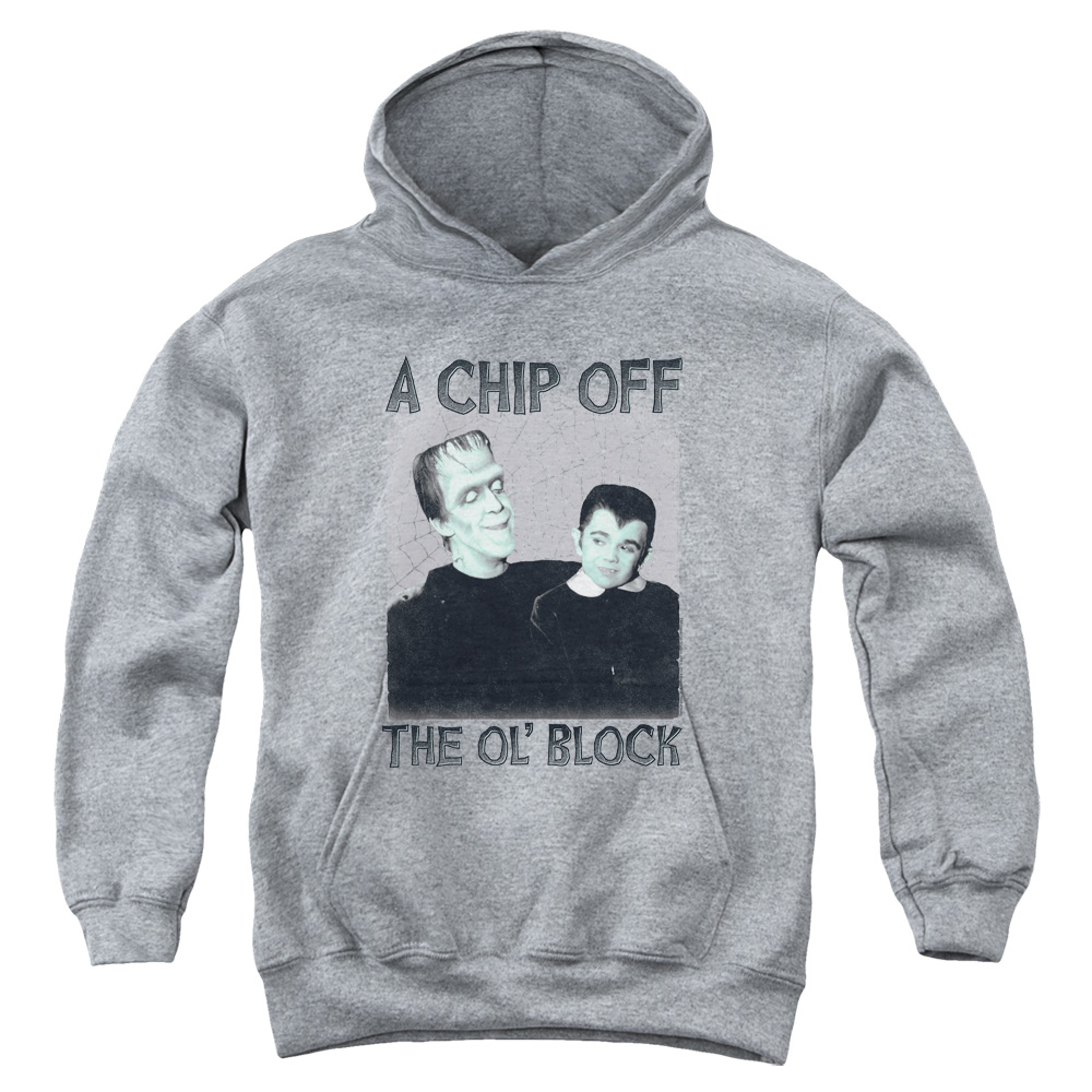The Munsters Chip Big Boys Pullover Hoodie