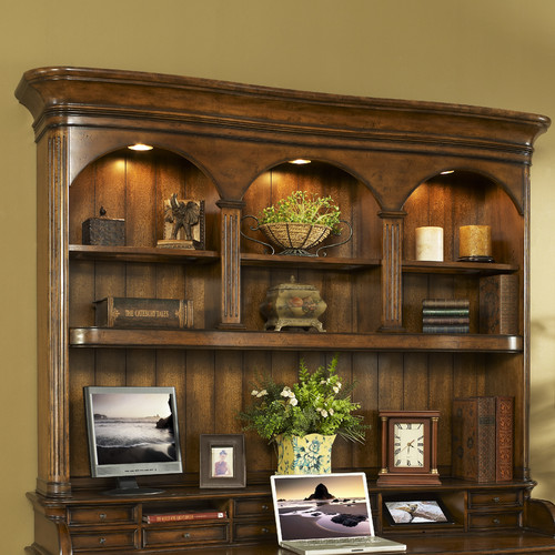 Turnkey Products LLC Winsome 55.75'' H x 78'' W Desk Hutch