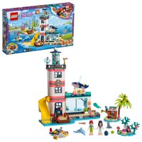 LEGO Friends Lighthouse Rescue Center 41380 Building Kit (602 Pieces)