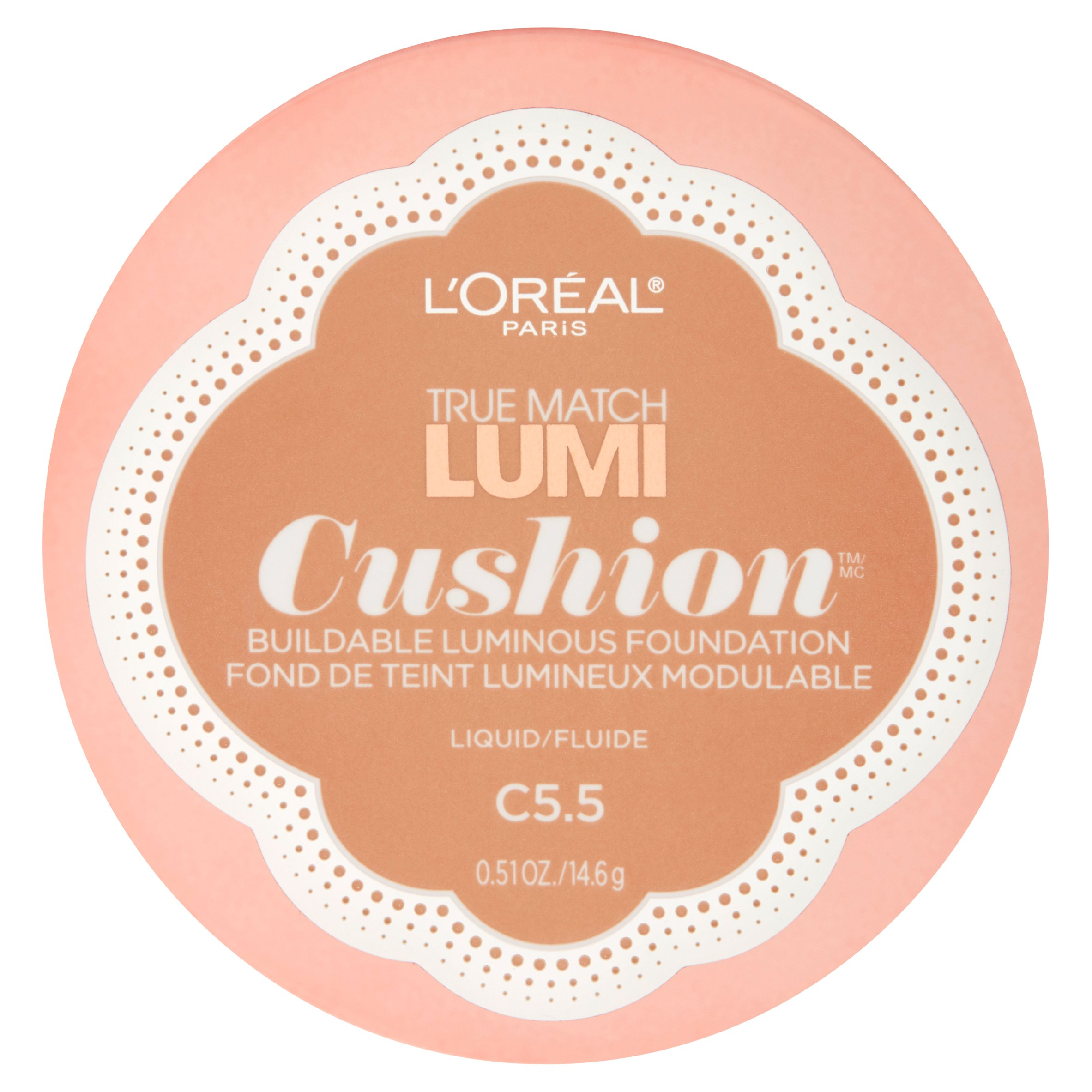 L'Oreal Paris True Match Lumi Cushion Foundation
