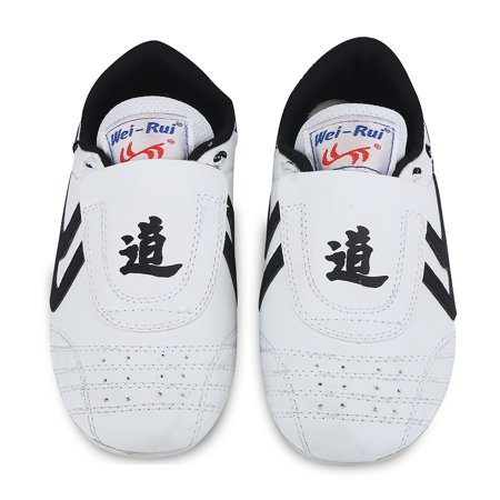 Ejoyous Taekwondo Sport Boxing Kung fu TaiChi Lightweight Shoes for Children Teenager, Sport Lightweight Shoes, Kung Fu Shoes