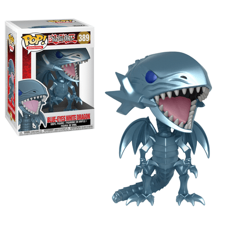 Manhattan Blue Pop (Funko POP Animation: Yu-Gi-Oh! S1- Blue Eyes White Dragon )