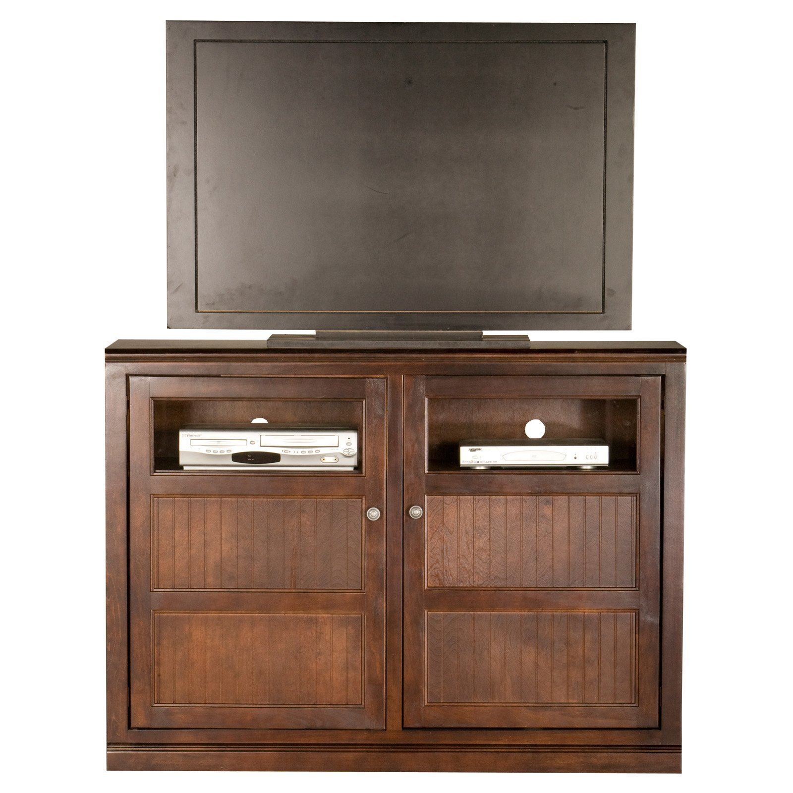 Eagle Furniture Coastal 55 in. Flat-Panel Entertainment Center