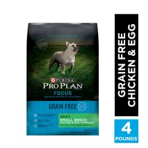 Dog Food: Purina Pro Plan Focus Grain Free