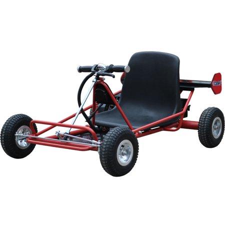 MotoTec Solar Electric Go Kart 24v