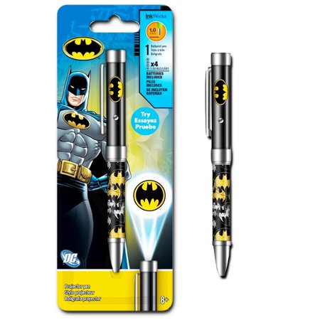 Projector Pen, From the DC Comic Movies it�s the Dark Knight Batman By - Pen Knight