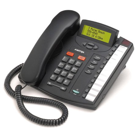 Aastra 9116B Corded Phone / Call Waiting