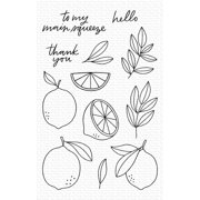 """My Favorite Things Clear Stamps 4""""X6""""-Main Squeeze"""