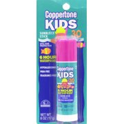 MSD Consumer Care Coppertone Kids Sunblock Stick, 0.6 oz
