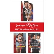 Harlequin Desire May 2018 - Box Set 2 of 2 - eBook