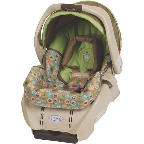 Graco - Snugride Infant Car Seat, Zoolan