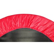 Mini Round Trampoline Replacement Safety Pad in Red (38 in. safety Pad)