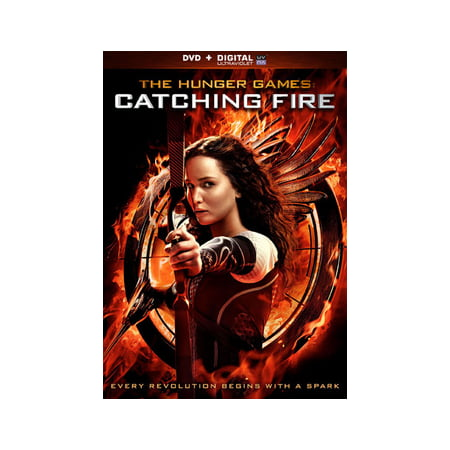 The Hunger Games: Catching Fire - Hunger Games Girl On Fire