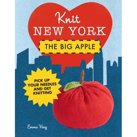 Knit New York: The Big Apple - eBook