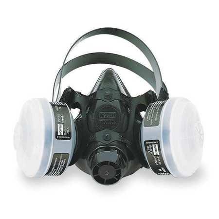 NORTH BY HONEYWELL 7701N95L North(TM) 7700 Series Half Mask Kit, L