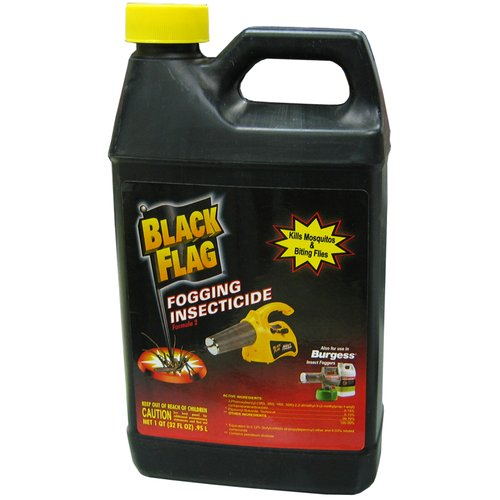 Black Flag Fogging Insecticide, 32 fl oz