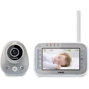 VTech VM342 Digital Video Baby Monitor with Wide-Angle Lens and Standard Lens