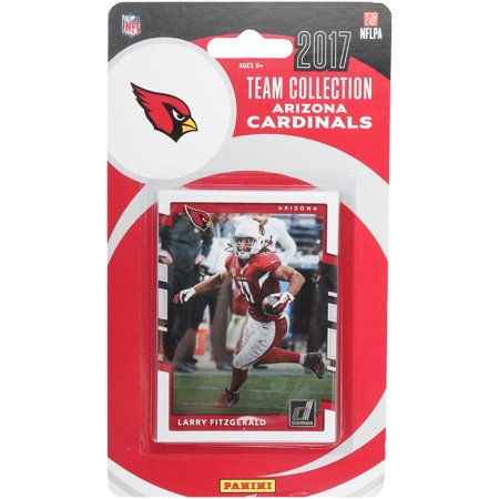 Arizona Cardinals 2017 Team Set Block Trading Cards - No Size](Arizona Trading Company)