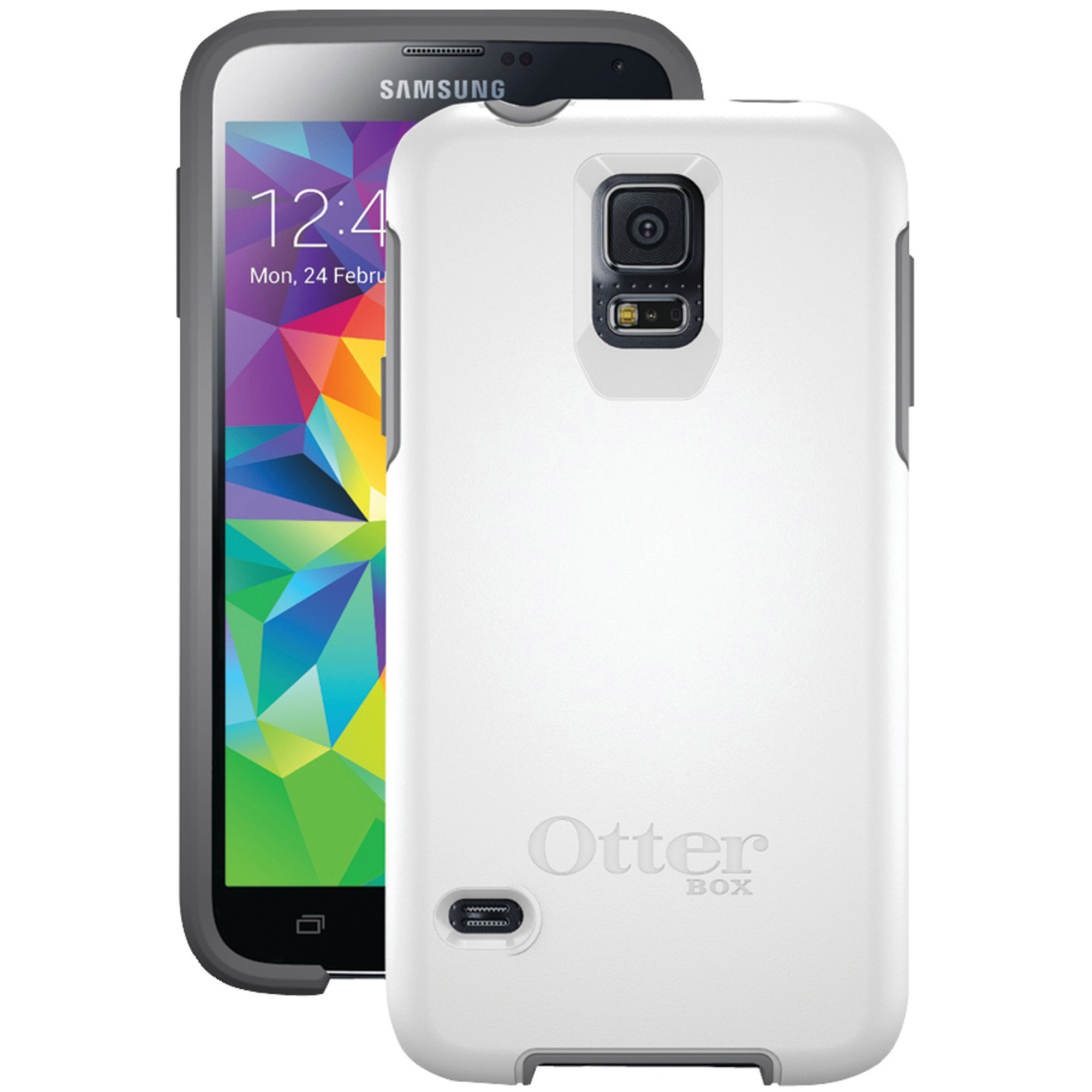 new style 5fafc 682ec Galaxy S5 Otterbox samsung case commuter series