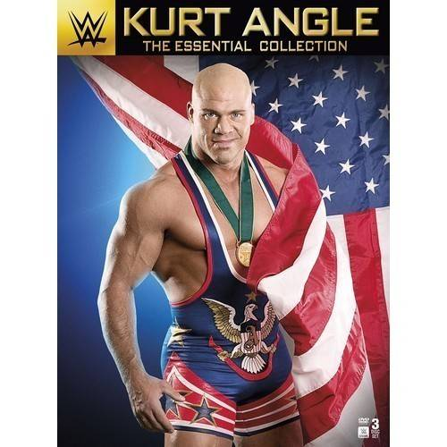 WWE: Kurt Angle Essential Collection (DVD) by WARNER HOME VIDEO