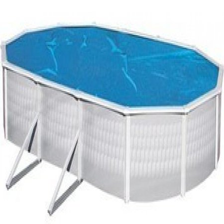 Solar Cover 21\' X 43\' Oval Above Ground Swimming Pool 3 Year Warranty