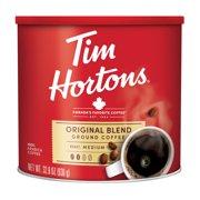 Tim Hortons Original Ground Coffee Medium Roast 32.8 oz Canister