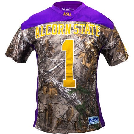 NCAA Alcorn State Youth Realtree Game Day Jersey