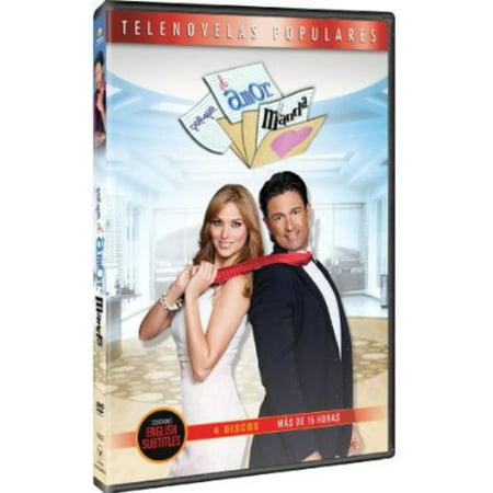 Por Que El Amor Manda (DVD) (Por Tu Amor Dvd)