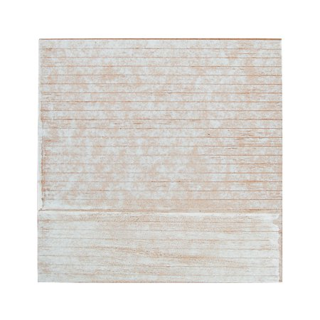 Fun Express - Diy Weathered Wood Square Board - Craft Kits - Adult General Craft Kits - Home Decor - 3 Pieces 3 Piece Square Kit